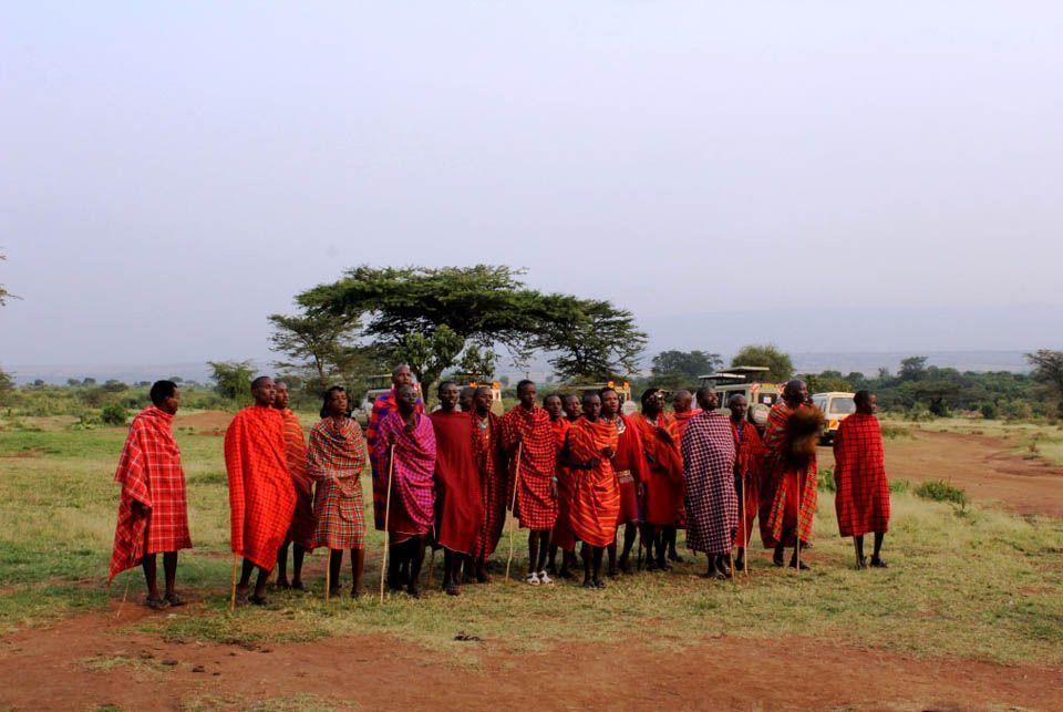 Atardecer africano, Kenia4