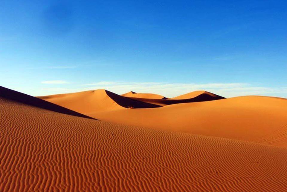 Desierto Sahara express1