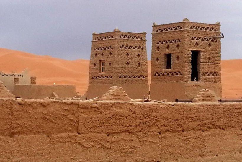 Marrakech y el desierto1