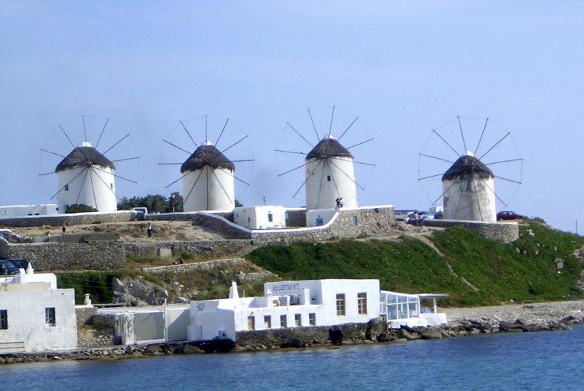Atenas, Mykonos y Santorini a tu aire4