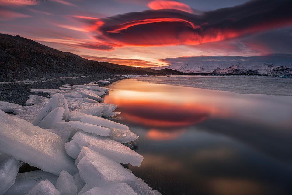 Auroras Boreales, Islandia3