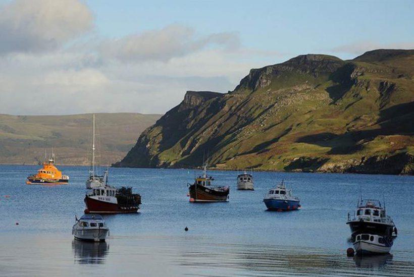 Edimburgo e Isla Skye5