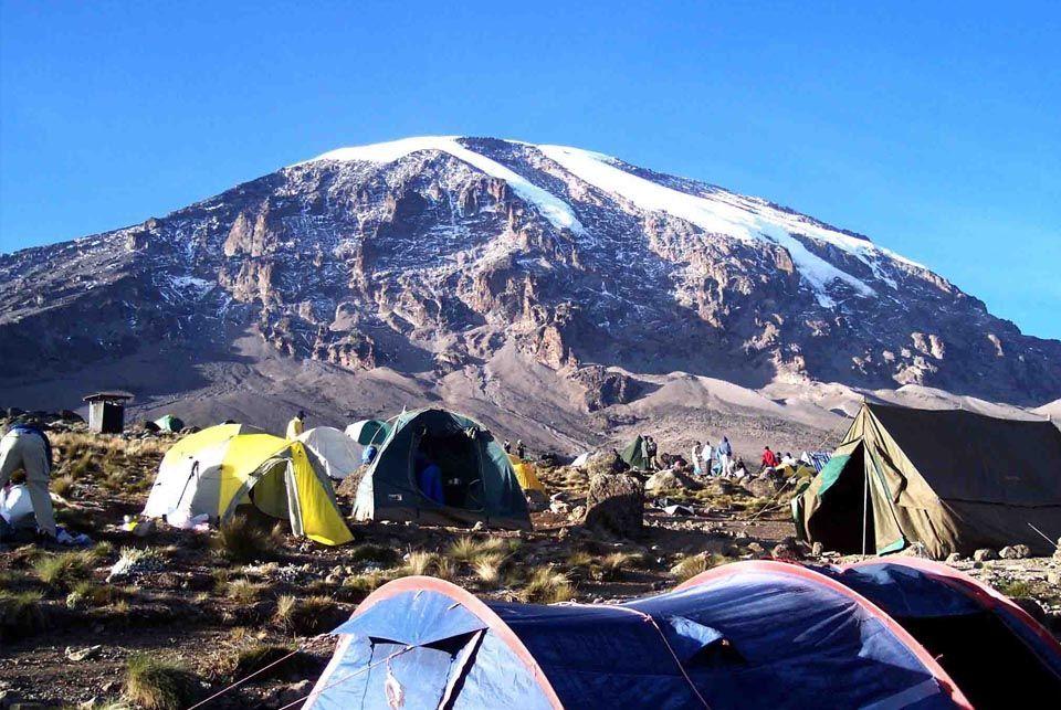 Kilimanjaro – Ruta Machame5