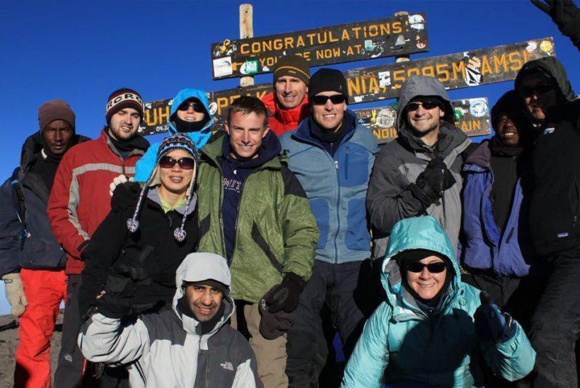 Kilimanjaro – Ruta Machame6