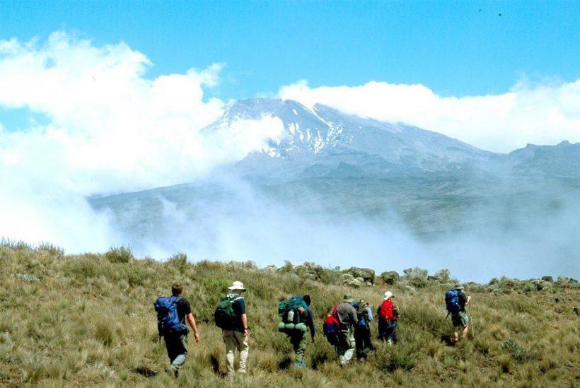 Kilimanjaro – Ruta Machame8