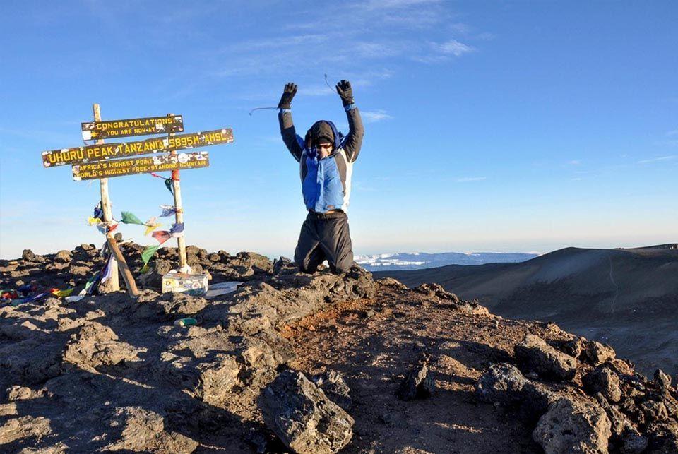 Kilimanjaro – Ruta Marangu2