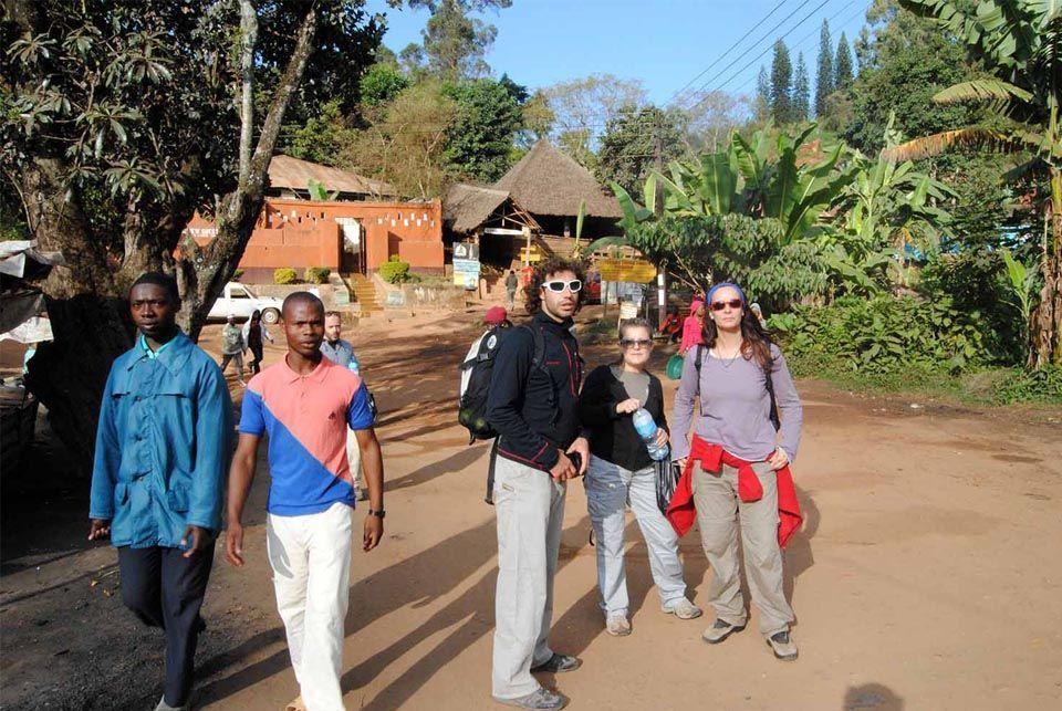 Kilimanjaro – Ruta Marangu5