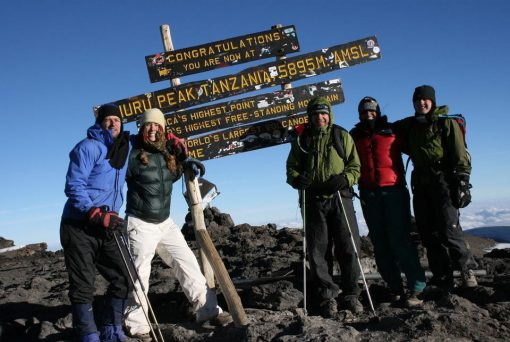 Kilimanjaro – Ruta Rongai2