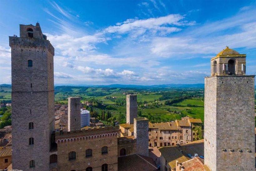 La Toscana y Cinque Terre4
