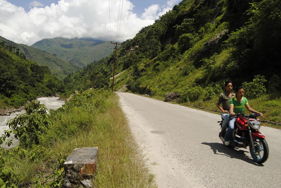 Nepal – Valle y Montaña5