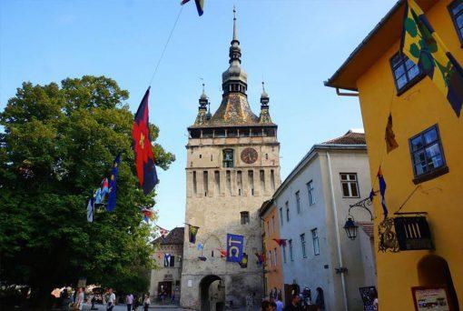 Viaje a Rumanía en Furgo4