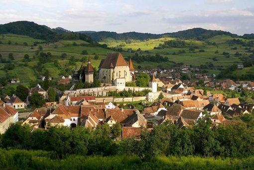 Viaje a Rumanía en Furgo6
