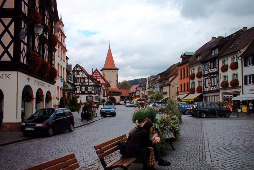 Viaje a Selva Negra, Alemania6