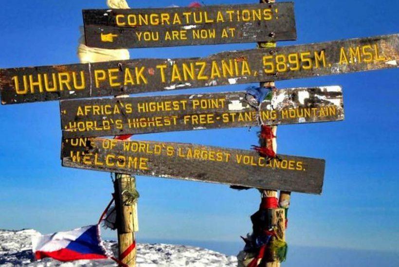 Kilimanjaro – Ruta Machame1