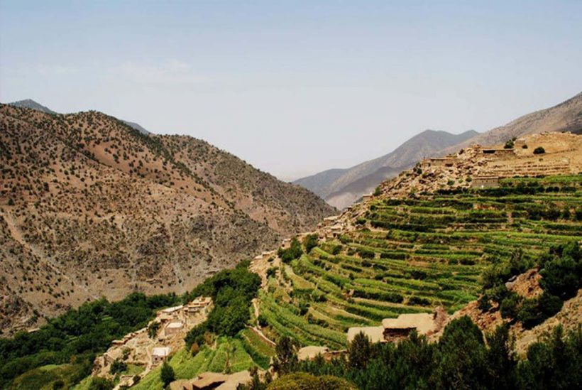 Toubqal, Marruecos2