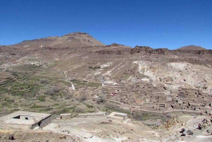 Valle del Atlas, Marruecos3