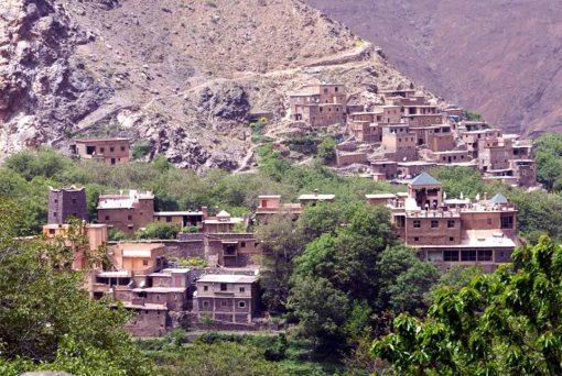 Valle del Atlas, Marruecos4