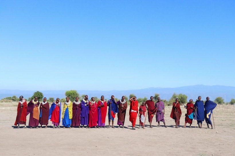 Horizonte Paralelo Tanzania