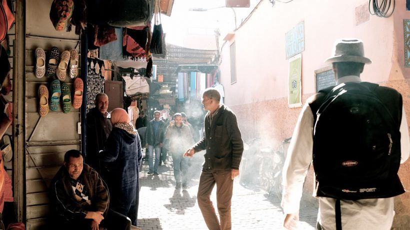 Horizonte Paralelo Marruecos 1