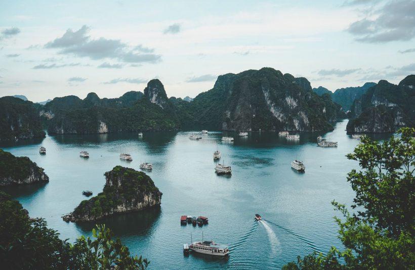Vietnam Horizonte Paralelo 1