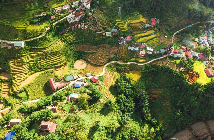Vietnam Horizonte Paralelo 12