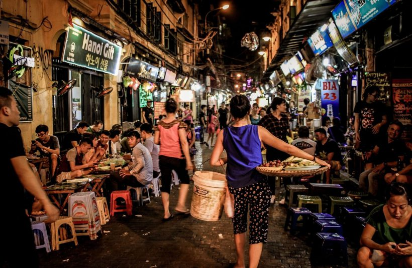 Vietnam Horizonte Paralelo 6