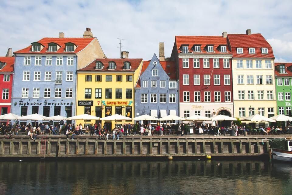 Viaje a Copenhague